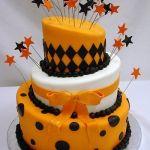 Торт на Юбилей 3 яруса_5