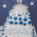Торт на Юбилей 3 яруса_8