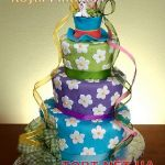 Торт на Юбилей 4 яруса_3