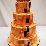 Торт на Юбилей 4 яруса_6
