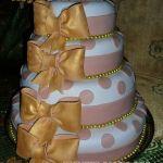 Торт на Юбилей 4 яруса_7