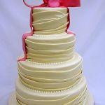 Торт на Юбилей 4 яруса_8