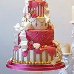 Торт на Юбилей 5 ярусов_2