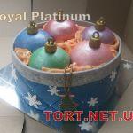Зимний торт на Новый год_16