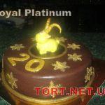 Зимний торт на Новый год_18