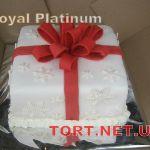 Зимний торт на Новый год_23