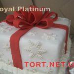 Зимний торт на Новый год_24