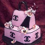 Торт Chanel_11