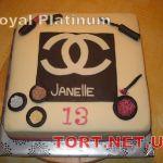 Торт Chanel_12