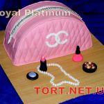 Торт Chanel_13