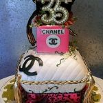 Торт Chanel_15