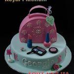 Торт Chanel_17