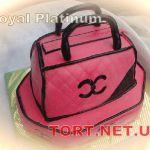 Торт Chanel_1