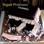 Торт Chanel_21