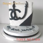 Торт Chanel_22