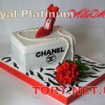 Торт Chanel_3
