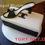 Торт Chanel_7