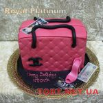 Торт Chanel_8