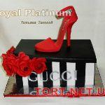Торт Gucci_1