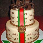 Торт Gucci_23
