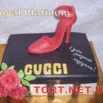 Торт Gucci_2