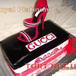 Торт Gucci_4