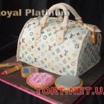 Торт Louis Vuitton_12