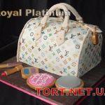 Торт Louis Vuitton_12