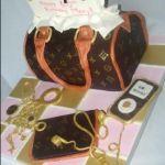 Торт Louis Vuitton_13