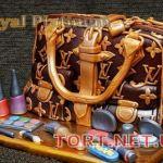 Торт Louis Vuitton_14