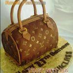 Торт Louis Vuitton_15