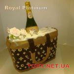 Торт Louis Vuitton_18