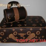 Торт Louis Vuitton_19
