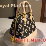 Торт Louis Vuitton_20