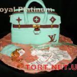 Торт Louis Vuitton_24