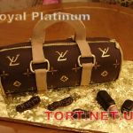 Торт Louis Vuitton_3