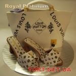 Торт Louis Vuitton_5