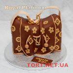 Торт Louis Vuitton_8