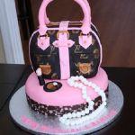 Торт Louis Vuitton_9
