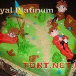 Торт на 23 февраля_55