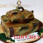 Торт на 23 февраля_91