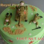 Торт на 23 февраля_99