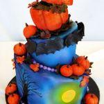 Торт на Хэллоуин_16