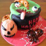 Торт на Хэллоуин_4