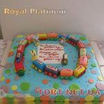 Торт на Выпускной вечер_17