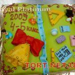 Торт на Выпускной вечер_22