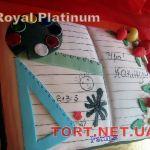 Торт на Выпускной вечер_9