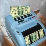 Торт на День бухгалтера_17