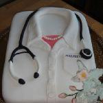 Торт на День врача_10