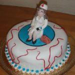 Торт на День врача_11